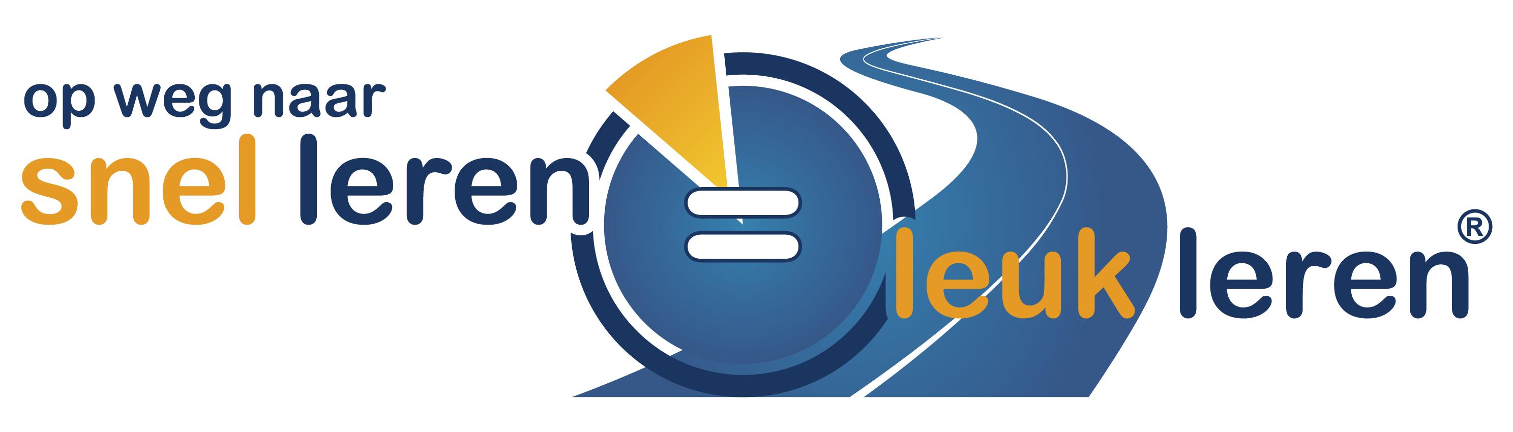 12. logo OP WEG NAAR Snel leren = leuk leren
